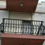 Pregnant Balcony